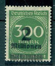 Deutsches Reich xx Nr 310