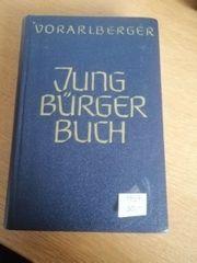 Jungbürger Röthis Buch