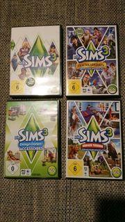 Sims 3 Spiel und Erweiterung