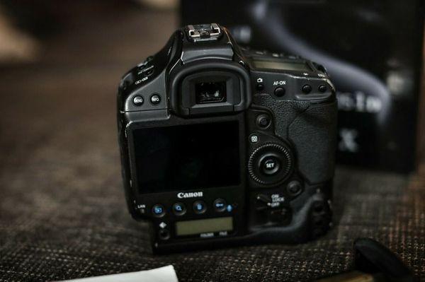 Canon EOS 1D X - Originalverpackung -