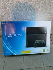 Originalverpackung PlayStation 4 PS4 500