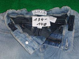 3xHosen Gr 134 140: Kleinanzeigen aus Buttstädt - Rubrik Kinderbekleidung