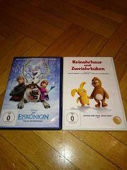 2 Stück Kinder Kinofilme DVDs