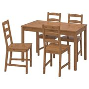 JOKKMOKK Tisch und 4 Stühle