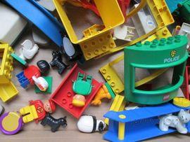 Spielzeug: Lego, Playmobil - Duplo Lego Playmobil Konvolut Figuren