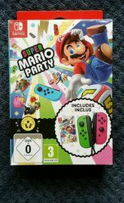 Super Mario Party Joy Con