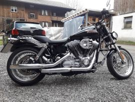 Harley Davidson Dyna 1450ccm