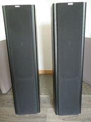 Yamaha NS-G 120 Standboxen schwarz