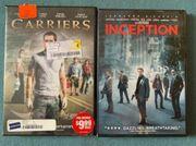 2 DVD s Carriers und