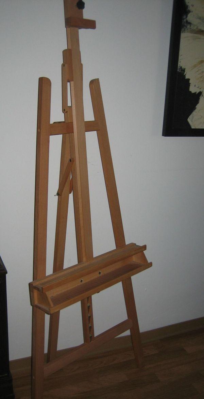 Staffelei Aus Holz