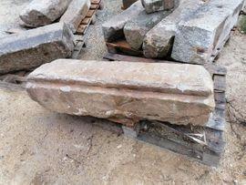 Bild 4 - Granitsteine Stufen - Salzweg