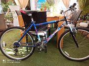 Fahrrad Mountainbike der Marke KHS