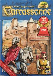 Carcassonne - Spiel des Jahres 2001