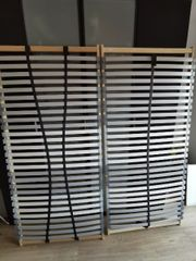 2x Lönset Lattenrost 90x200cm