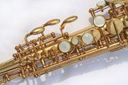 Sopran Saxophon Selmer MK VI