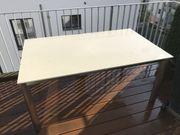Balkonmöbel Tisch und Sessel Original