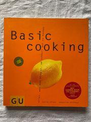 Buch Basic Cooking aus dem