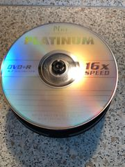 Platinum DVD R 4 7GB