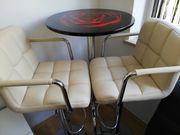 Bar Tisch mit 2 barocker