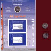 Deutsches Numisblatt zur 11 Dokumenta
