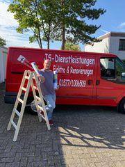 Handwerker Renovierung Maler Elektriker