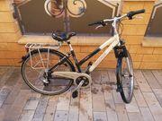 Fahrrad city bike