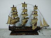 Fregatte Spanisch 1780 Dreimaster Holz