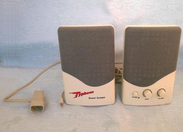 Stereo Computer Lautsprecher kompakt sound
