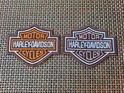 1x Aufnäher Aufbügler Harley Davidson