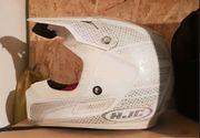 Hjc Motocross Helm in Größe