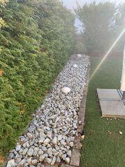 Steine für Garten oder Terrasse