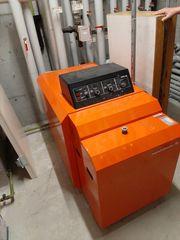 Ölheizung Heizbösch Kompaktheizzentrale 42-60kW