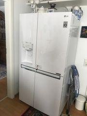 LG Amerikanischer Side-by-Side mit Wasser-und
