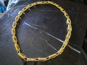 Gold KeTTe 24k Gold Halskette