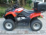 Quad Kymco MXU 250S - Kardan