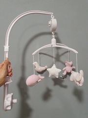 Musik-Mobile Baby s Only Tiere