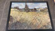 Bild -gerahmtes Poster van Gogh