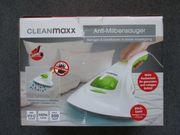 Antimilben-Staubsauger - Cleanmaxx - NEU -