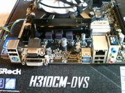 Intel 1151 V2 Mainboard CPU
