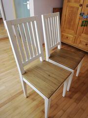 2 Stühle Landhausstil