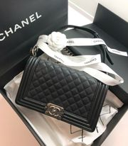 Chanel CC Boy Bag Designer