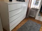 Verkaufe 2 Malmö Kommoden