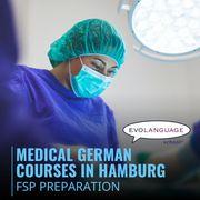Deutschkurs für Ärzte - FSP Vorbereitung