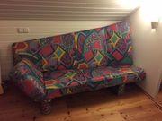 Sofa mit lässigem Design klappbar
