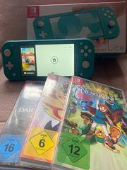 Nintendo Switch mit spiele