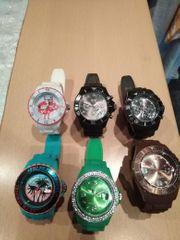 Armbanduhren-Sammlungsauflösung
