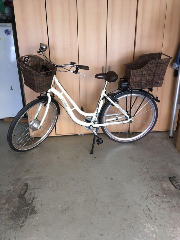 Fischer E Bike Damen 28