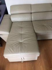 Couch Elementgruppe Sofa Schlaffunktion