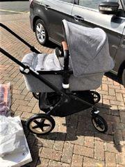 Bugaboo Fox Kinderwagen mit Zubehör