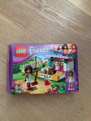 Lego Friends Gärtnerin mit Kaninchen